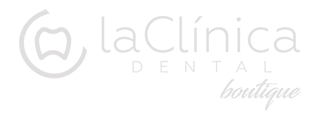 Logo La Clínica Dental Boutique - Footer
